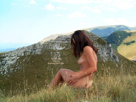 Pic #4 - Pam In Mountain