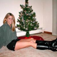 Bw At Christmas Time