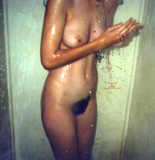 Pic #3 - Shower Time