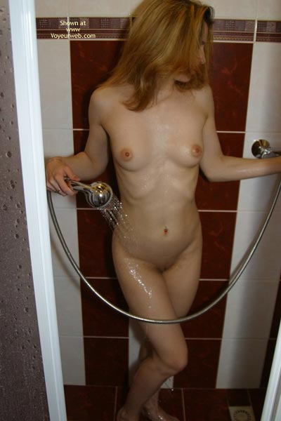 Pic #4 - Use The Water To Reach An Orgasm