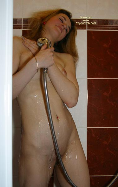 Pic #5 - Use The Water To Reach An Orgasm