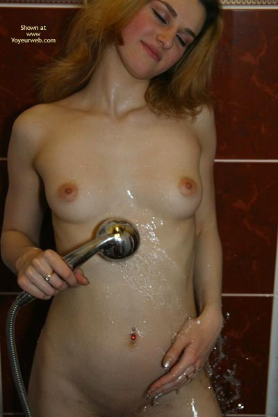 Pic #7 - Use The Water To Reach An Orgasm