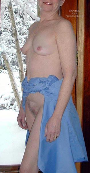 Pic #4 - Deb In Winter