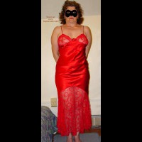 My Latin Wife In Red First Contri
