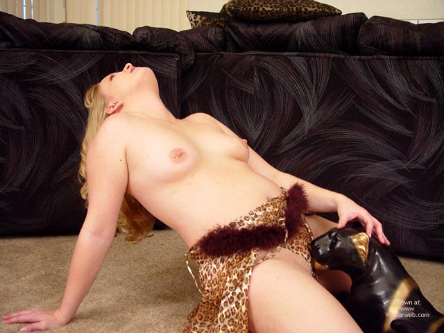 Pic #4 - Misty Animal Print And Feeling Sexy