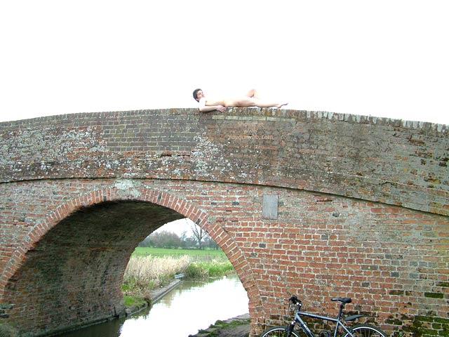 Pic #7 - Eve On A Bridge