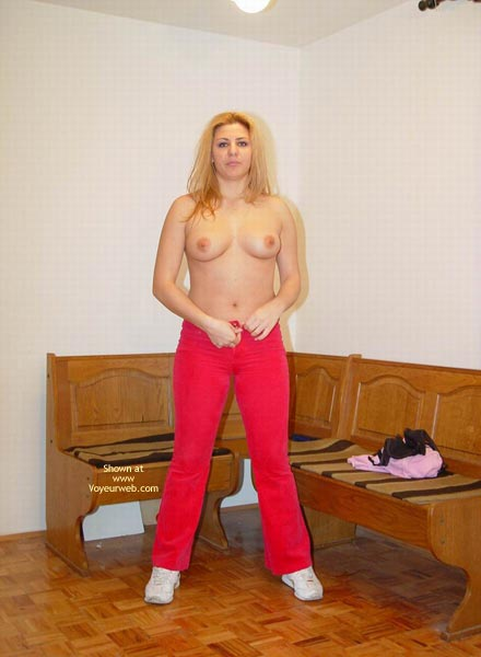 Pic #1 - Out Off My Red Pants