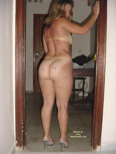 Pic #10 - *Tw New! The Striptease Of A Cuban Girl In Voyeu