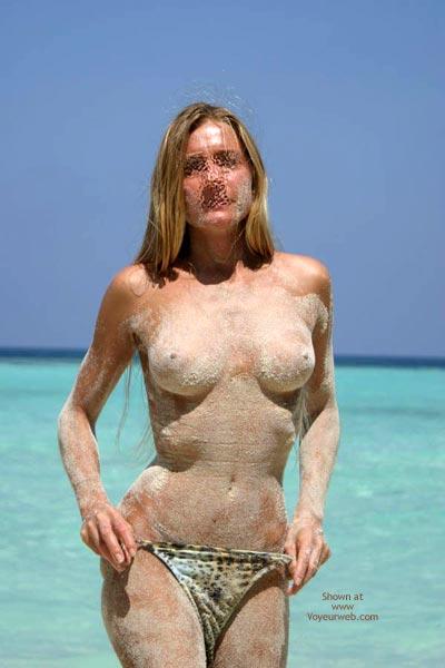 Pic #7 - Gina At The Sea
