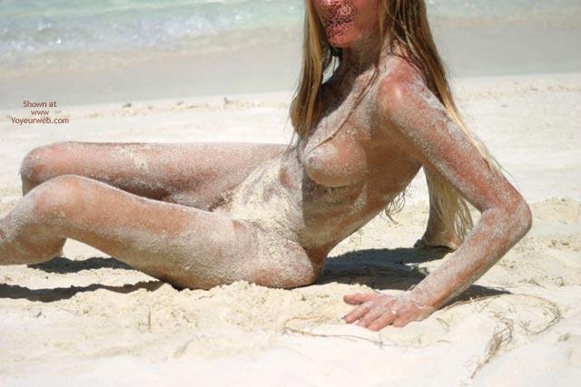 Pic #10 - Gina At The Sea