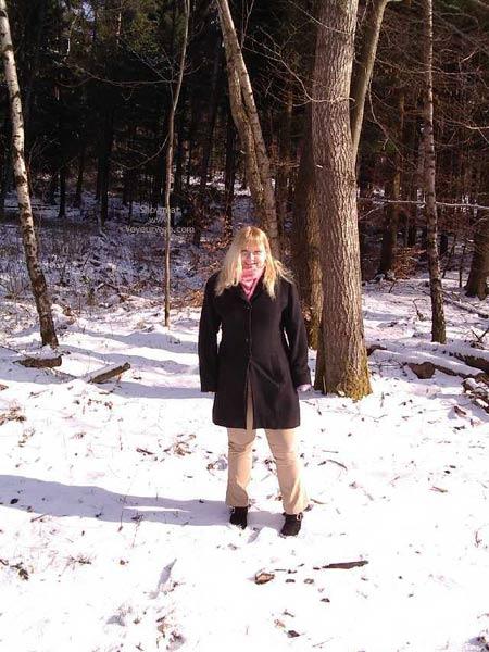 Pic #1 - Crazymoni Im Schnee Moni In The Snow