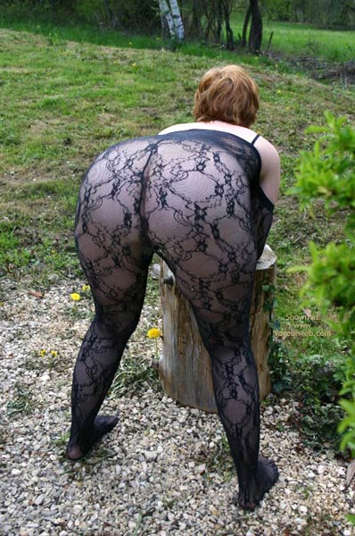 Pic #7 - Panty In Nature