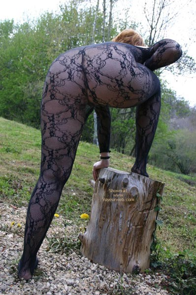 Pic #8 - Panty In Nature