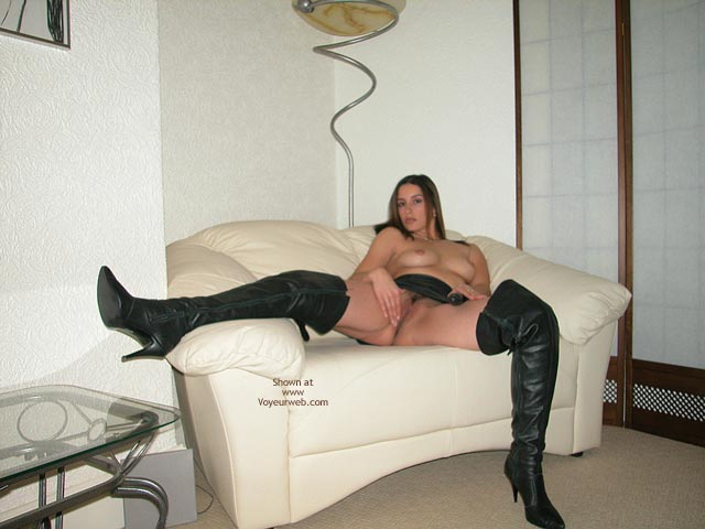 Pic #7 - The Sexy Ex'S Latex Whip
