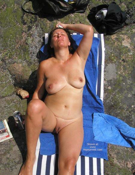 Pic #1 - Monica At The Lake 2