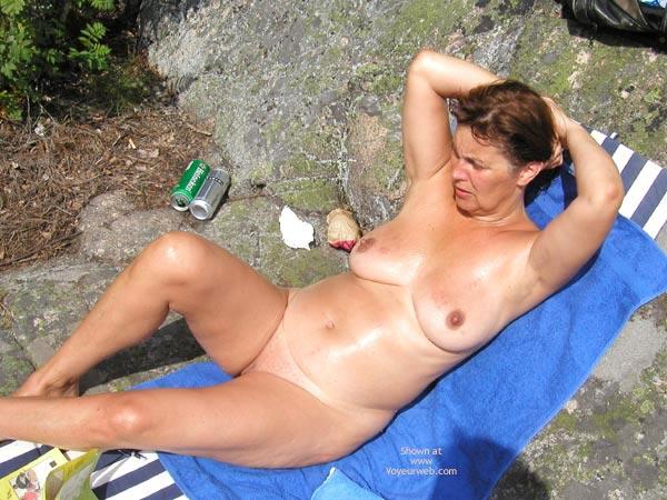 Pic #3 - Monica At The Lake 2