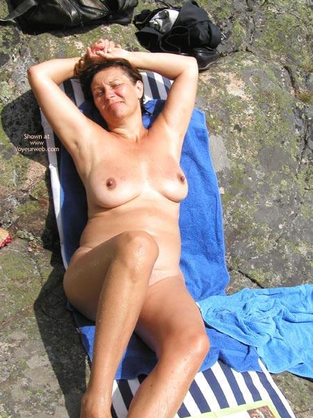 Pic #4 - Monica At The Lake 2