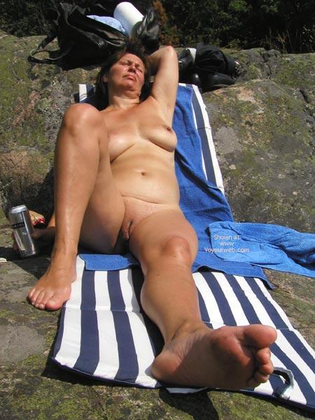 Pic #6 - Monica At The Lake