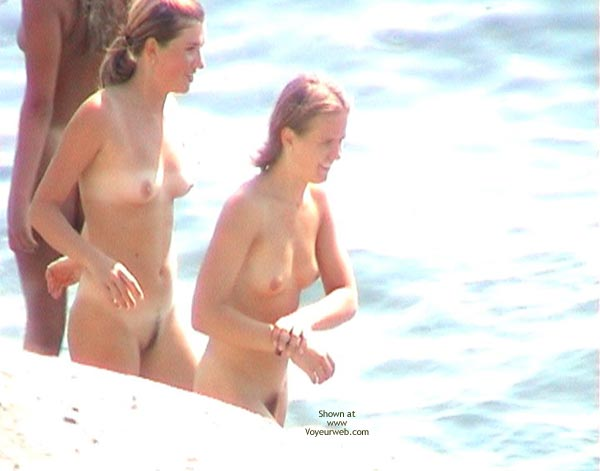 Pic #2 - Summer Day On Nudist Beach