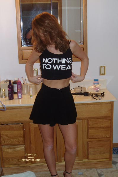 Pic #6 - Nothng To Wear
