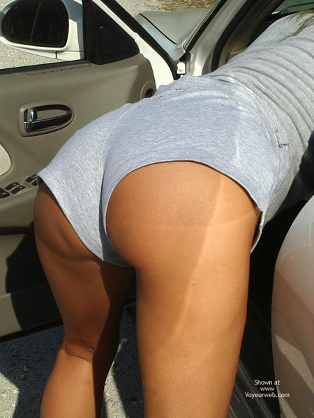 Pic #2 - Sexy Ly In The Car