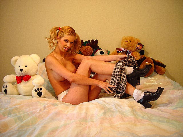 Pic #6 - Your Not So Innocent Slutty Girl