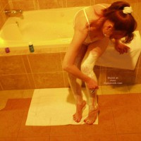 *Sh Shaving Before The Party