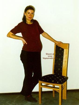 Pic #2 - Neues Von Anette 9 Monat Schwanger