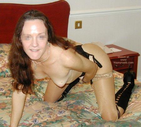 Pic #3 - Luvs2pose In Stockings