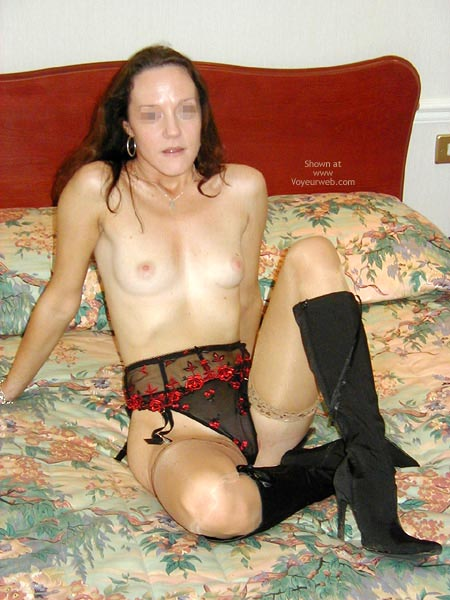 Pic #5 - Luvs2pose In Stockings