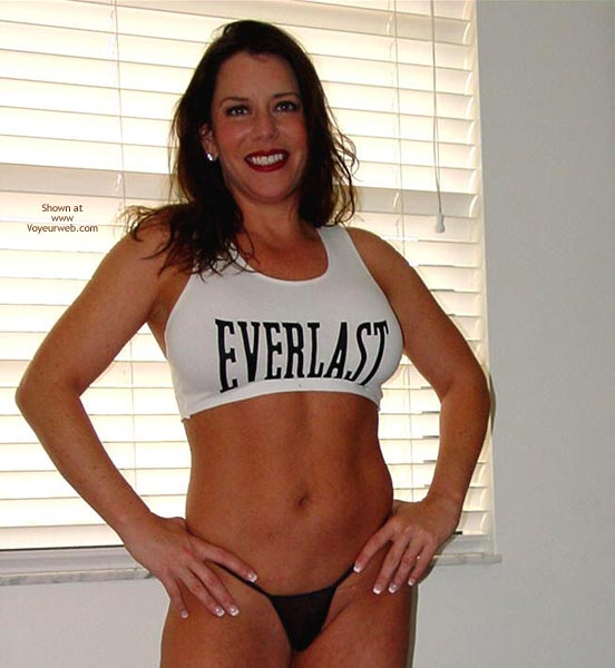 Pic #2 - *Tw Alicia Boxing Boobs