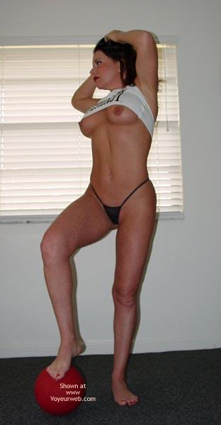Pic #7 - *Tw Alicia Boxing Boobs