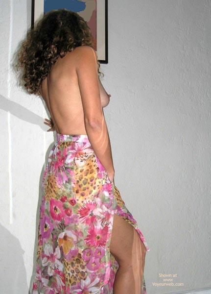 Pic #1 - Brazilian Wife Skirt On