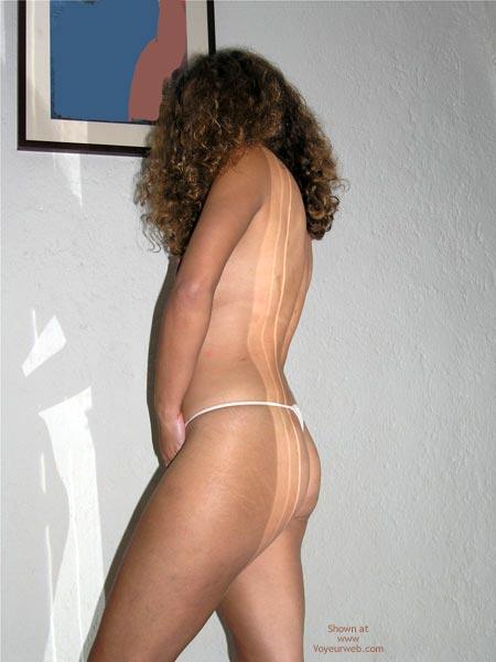 Pic #7 - Brazilian Wife Skirt On