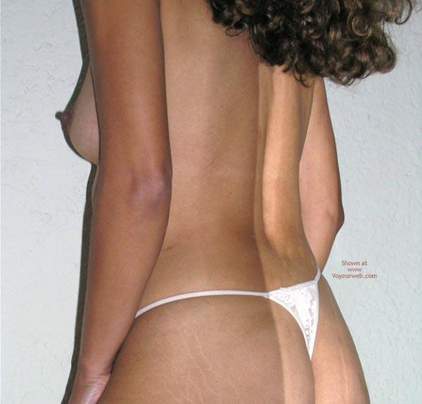 Pic #8 - Brazilian Wife Skirt On