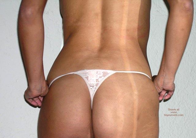 Pic #9 - Brazilian Wife Skirt On
