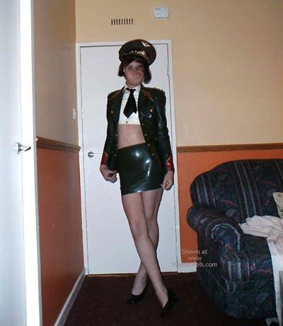 Pic #2 - Mistress As Evil Soviet Interrogator
