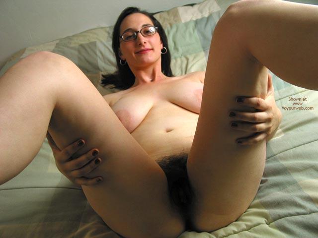 Pic #8 - Natasha'S Furry Bush And Big Tits