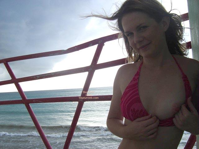 Pic #5 - Fun At The Beach