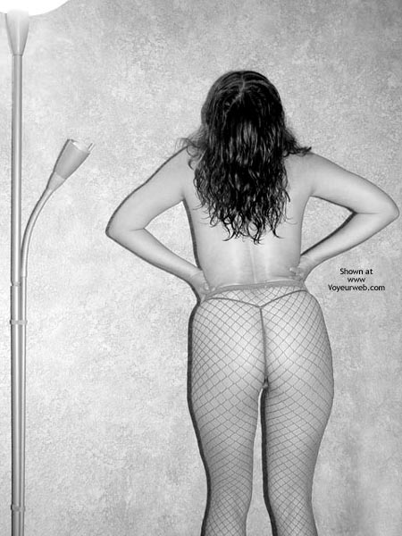 Pic #1 - Fishnets In B And W