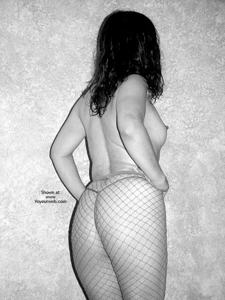 Pic #2 - Fishnets In B And W