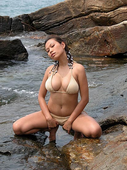 Pic #1 - Spicygirl - Bikini Oops
