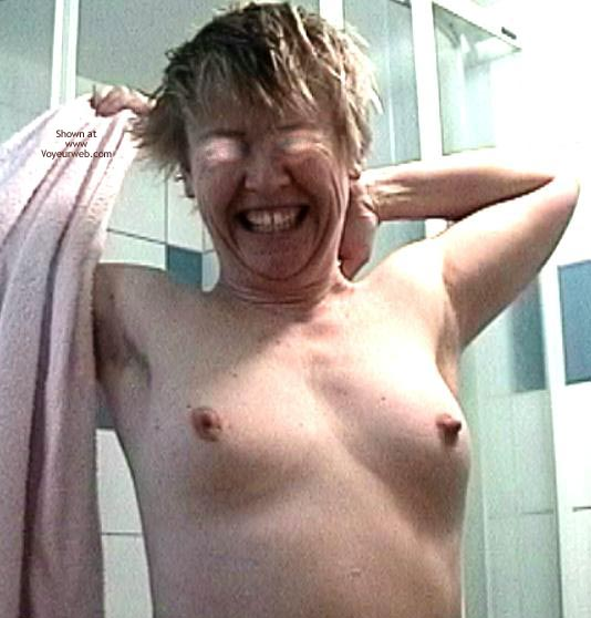 Pic #7 - Hard, Big And Long Nipples