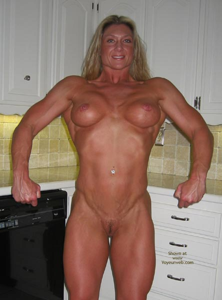 Pic #4 - Missm Week 7 Flexing Poses By Request