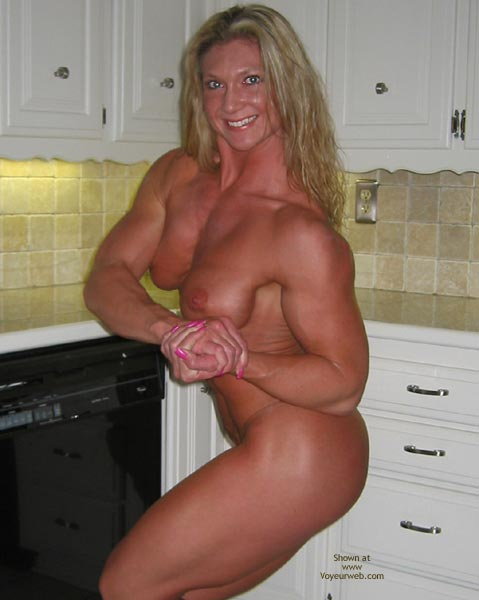 Pic #6 - Missm Week 7 Flexing Poses By Request