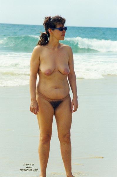 Pic #1 - Laurence At Nudist Camp