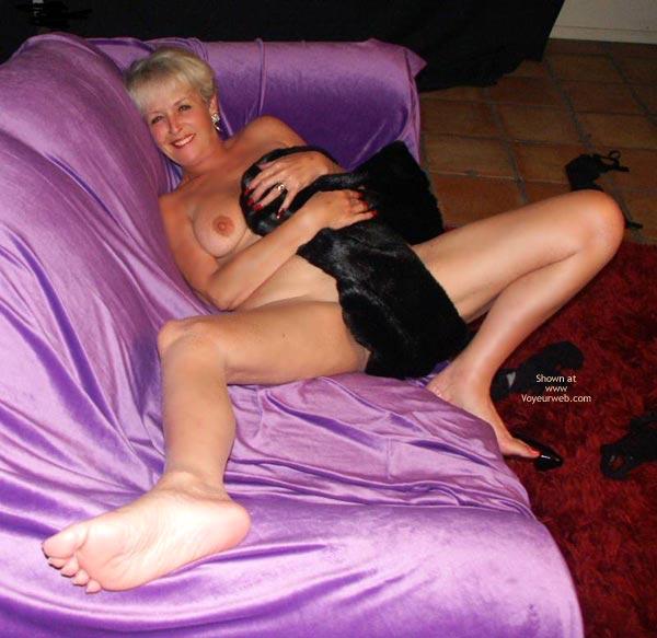 Pic #5 - Sensually62 On Purple Velvet