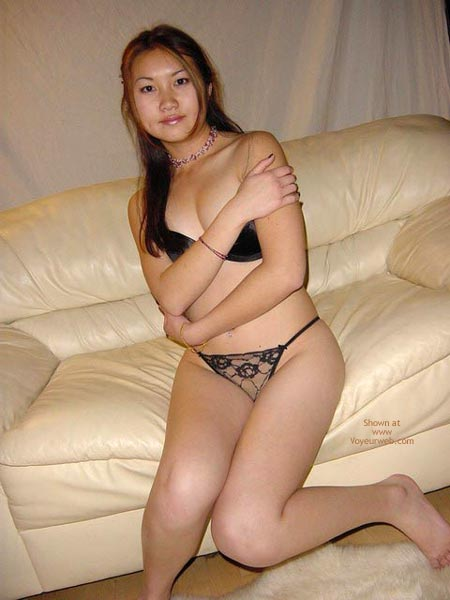 Pic #4 - Asian Rain Loves Her Student Body