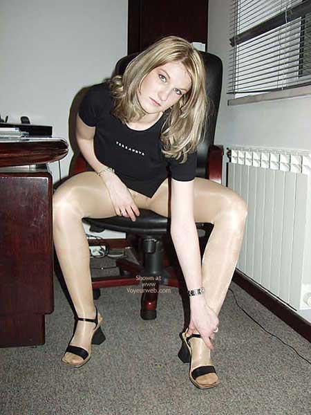 Pic #1 - Rebecca Secretary