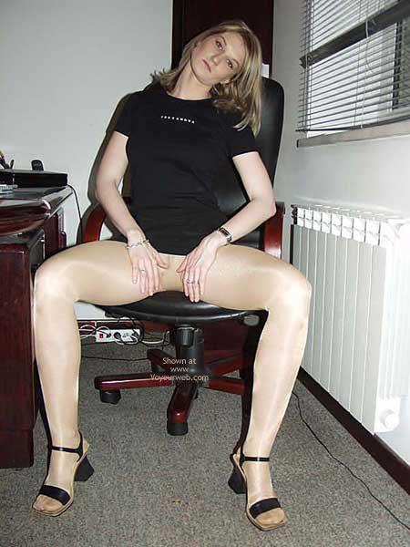 Pic #3 - Rebecca Secretary